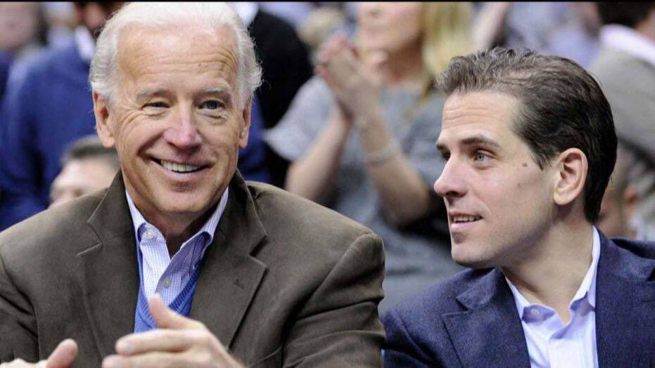 @DineshDSouza's photo on Hunter Biden