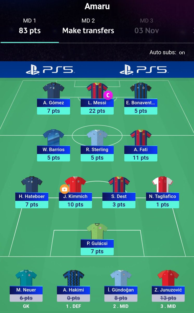 @ChampionsLeague @PlayStationEU https://t.co/OcPrwNfWlN