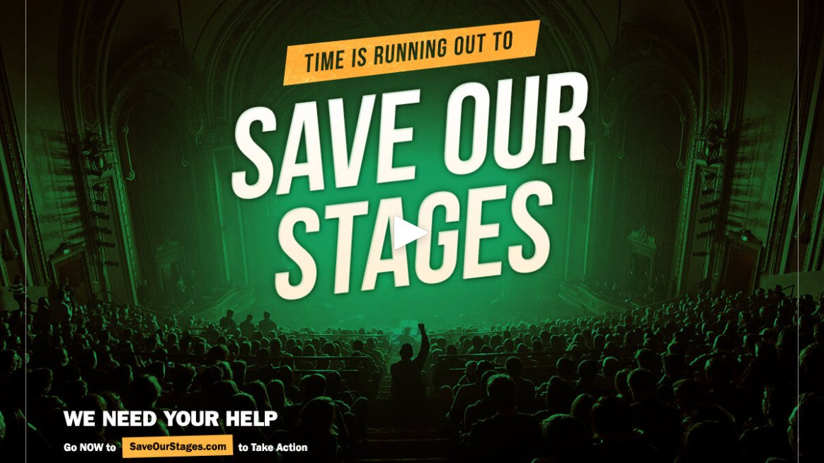 Thanks @SenSchumer @SenatorCardin @SenatorShaheen for working to include movie theaters in the #SaveOurStages initiative! #SaveOurScreens #twithaca https://t.co/80Db19Ls1T