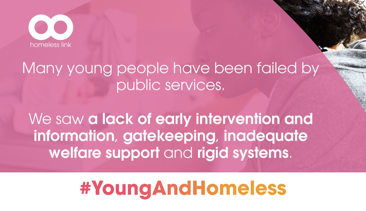 These conversations provided a powerful picture of young people's resilience and strength, and how their experiences shaped their journeys into adulthood. #YoungAndHomeless