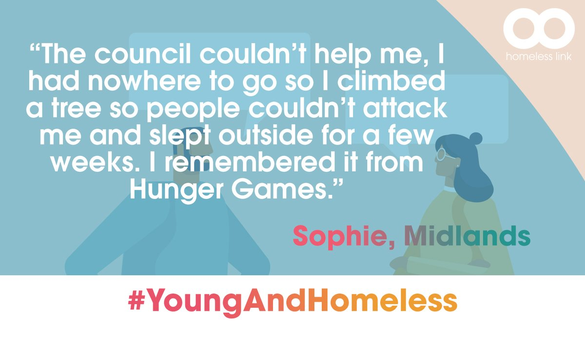 Young people have been conspicuously absent from the policy debate on emergency homelessness measures since Covid-19. We want to share their voices. #YoungAndHomeless