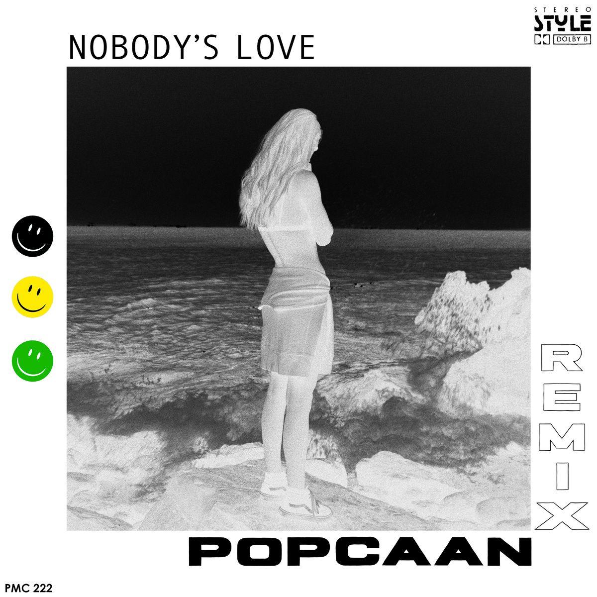 Ya disponible la versión remix del tema #NobodysLove, de @maroon5 y @PopcaanMusic 🎶  #NovedadesEspaña