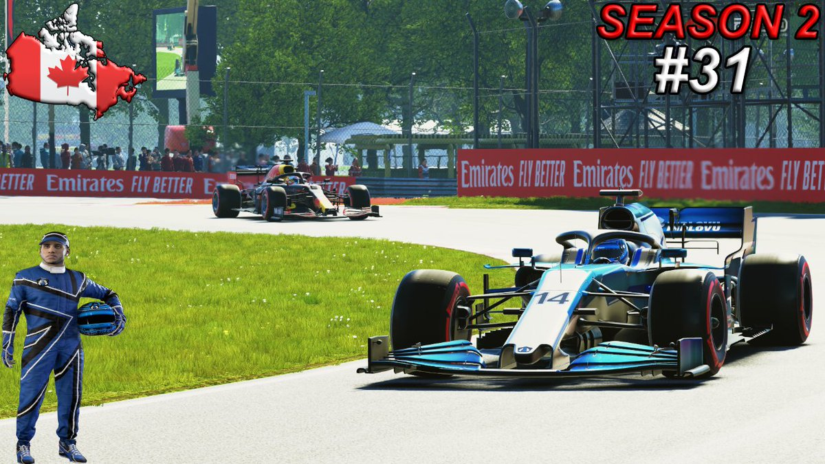 #F12020MyTeam #Episode31 #CanadianGrandPrix #Season2 #Race9 #Round9 #Part9 #F1 #Qualifying #Livestream #Commentary #RoadTo1000Subs #F12020Gameplay #F12020CareerMode #F12020RoadToGlory #F12020Game #YouTube #Subscribe #IMPACT7 Watch Live Today at 5pm GMT https://t.co/ucHtIMclpR https://t.co/ofowy3jQ6p