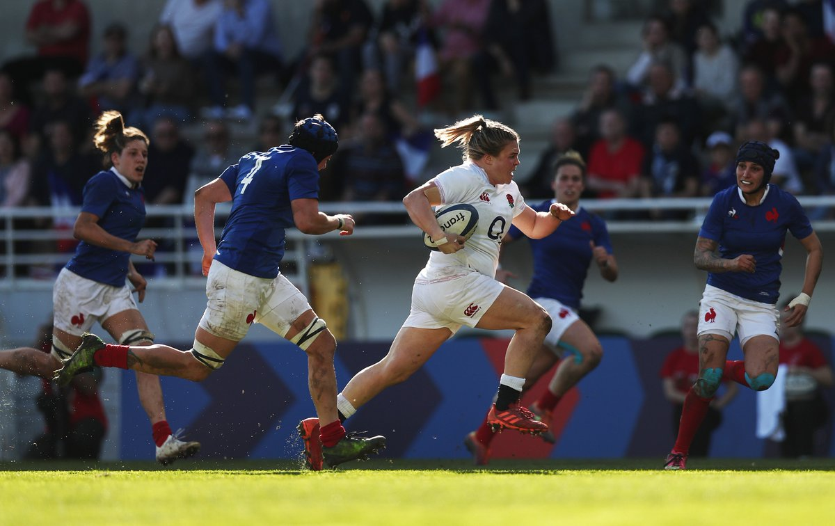 test Twitter Media - 10 days to go 💥  Counting down to the final round of the @Womens6Nations when the #RedRoses take on Italy looking to make it 5 wins from 5 🌹 https://t.co/CkRVQlZaM9