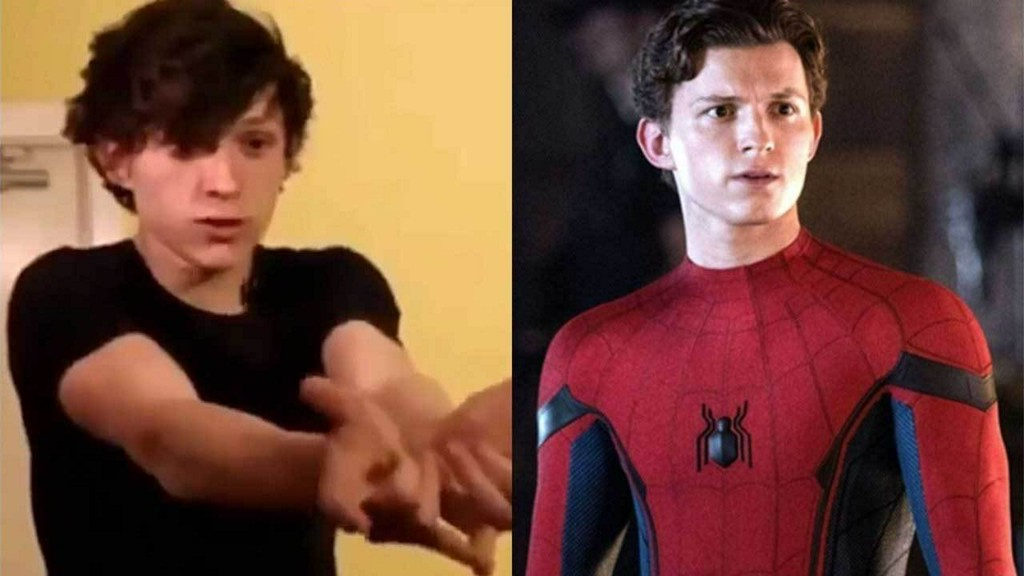 Remember when Tom Holland crushed his auditions for Spider-Man? 🕸 bit.ly/3kkWFd1
