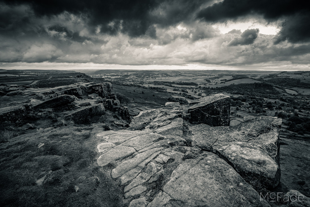 Curbar Edge 0146 Peak District  2020_10_14 by McFade-Edit - Personal project photo - something cool/fun/experimental I thought I'd share #leeds #photography #photographer #commercialphotographer #portraitphotographer https://t.co/h1HlbW8QTQ
