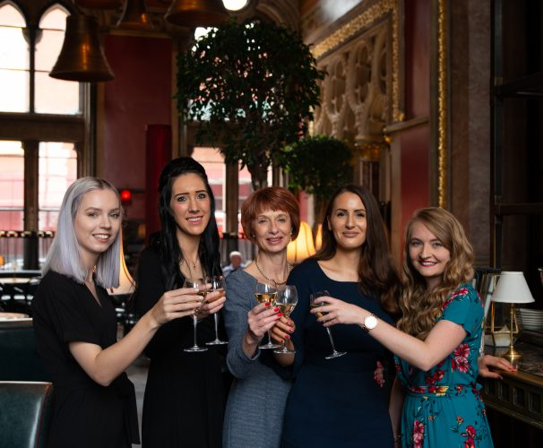 test Twitter Media - Throwback to October 2019 when we celebrated jmm PR's 25th anniversary 🎉🥂 We've been reminiscing about our celebratory lunch: https://t.co/UlV1iEKdFX  #tbt https://t.co/aZWeffPfEQ