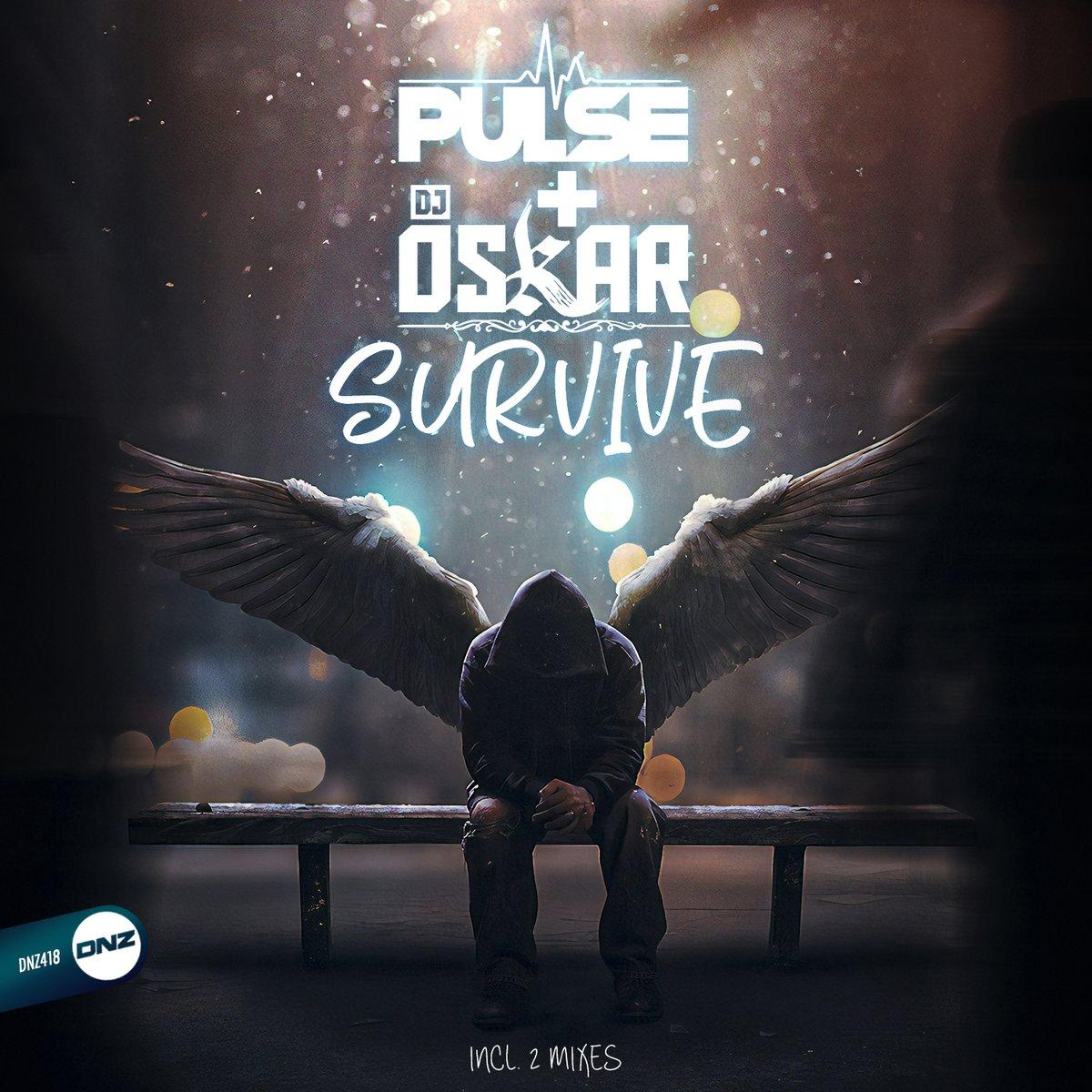 DJ PULSE & DJ OSKAR - SURVIVE / OUT NOW! / INCL. 2 MIXES https://t.co/ly9O6Qj4Zx https://t.co/ugfZHJ7rsT https://t.co/C3YUnG9pcO https://t.co/49sm83OSTo https://t.co/LOQP7YaafS #bounce #hdm #dnzrecords #tune https://t.co/5PqvRsAGdh