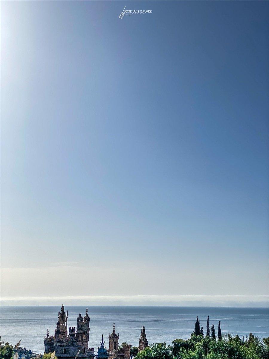 #CastillodeColomares, #Benalmadena  #Malaga #CostadelSol #MalagaTurismo #Andalucia #Travel #Viaje #Traveler #Viajero #Photo #Foto #Photography #Fotografia #Photographer #Fotografo #Turismo #Tourism #Turista #Landscape #Landscapephotography   @vivebenalmadena @BenalmadenaAyto https://t.co/AyYru8kQp7