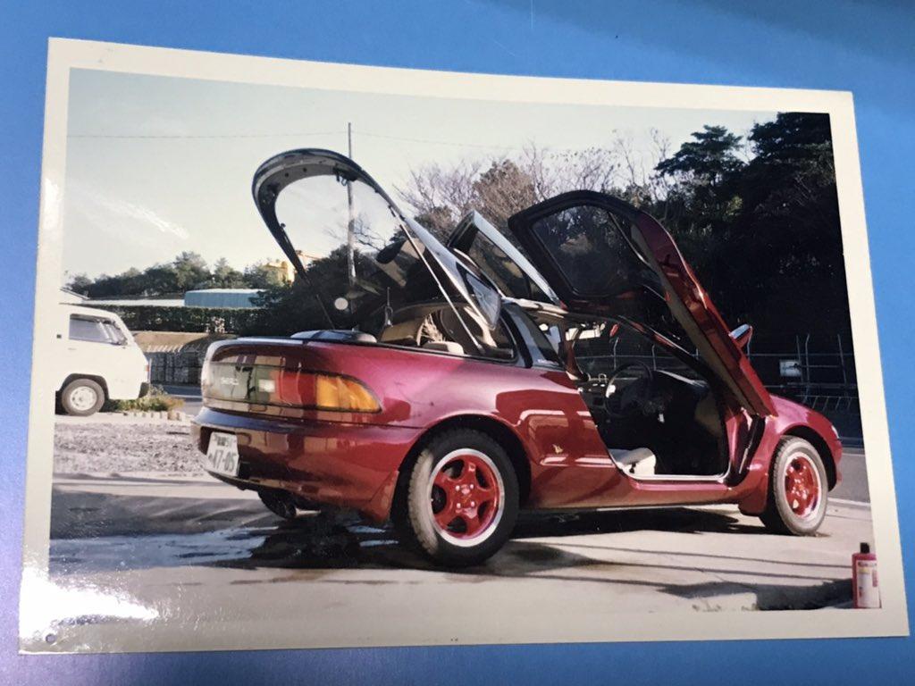 test ツイッターメディア - 2代目マイカー  トヨタ セラ 1993〜1995  発売当初は大嫌いだったのにホント突然大好きになって中古で探した。 楽しい車だった! 川崎に転勤してきた時の飲み会で、 「身体の割に小さい車に乗ってるね」 この一言が無けりゃもっと長く乗ってた。 また乗りたいな。 この車からマイカーは全てMT https://t.co/xI3nn2CArG