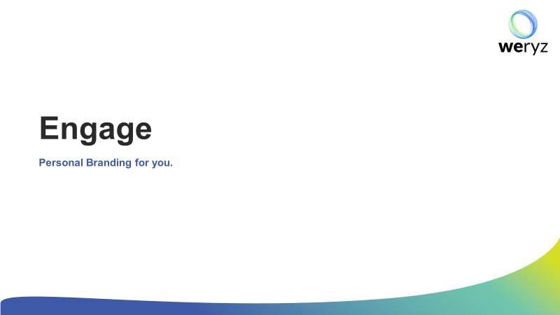 Discover Explore Engage with weryz. Personal branding for you. #LeadershipMatters #business #Entrepreneurship #personalbranding #communication #values #persona #brand #socialmedia #culture #personaldevelopment #weryz #stellarsearch @stellarsearch @stellarsearch12 https://t.co/q5E0vRnitk