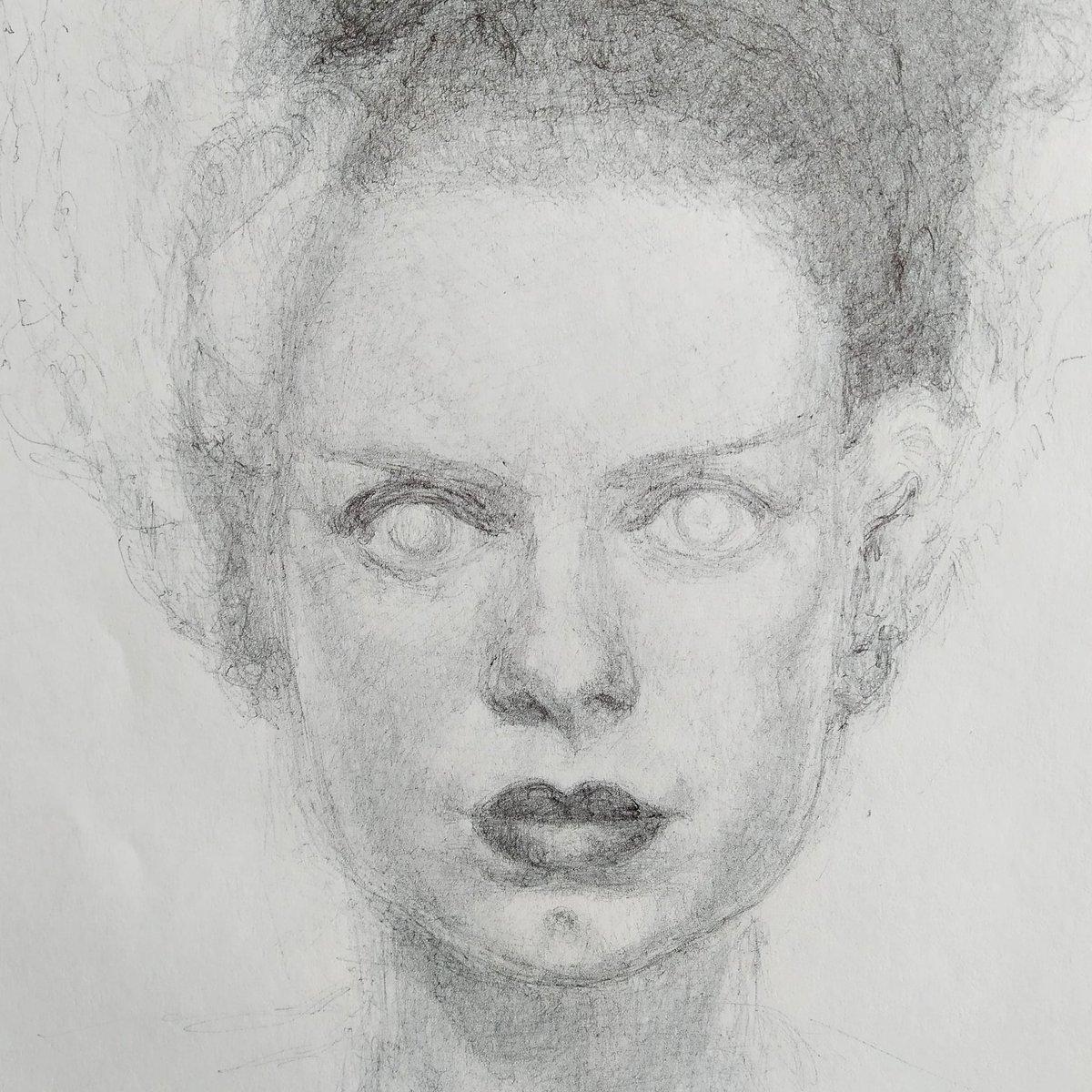 Una moción de censura y yo con estos pelos. Bueno, pues ahí vamos, ya se ve un poco más, no?   #workinprogress #dibujo #drawings #drawingpen #boligrafo #pen #monster #monstruo #artwork #contemporarydrawing #dibujocontemporaneo #arte #art #artist #ilustracion https://t.co/zpFcgwIi6Z