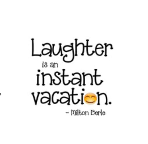 Today is the day...to let laughter take you on an instant vacation. #todayistheday https://t.co/pH4xomPguq