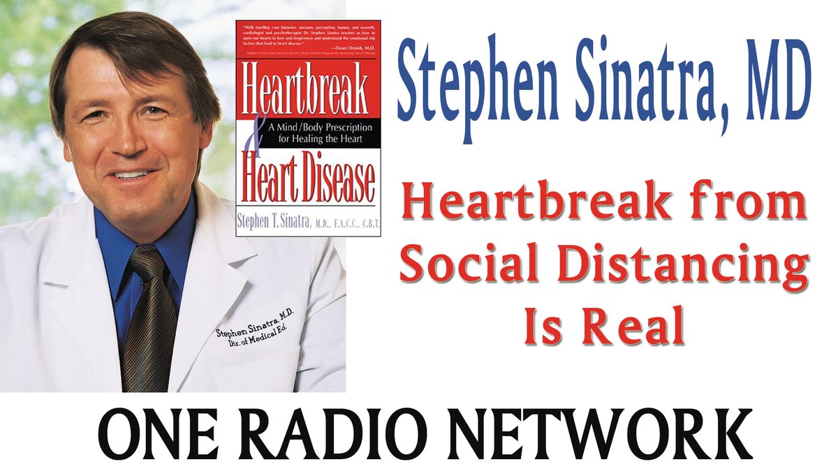 Great interview with Dr. Stephen Sinatra @SinatraMD .What can you do to maintain a #healthy #heart ? This doc has some great answers especially in this time of #COVID and #SocialDistancing  https://t.co/4LQfLjoq1f https://t.co/sJnuxnlJ91