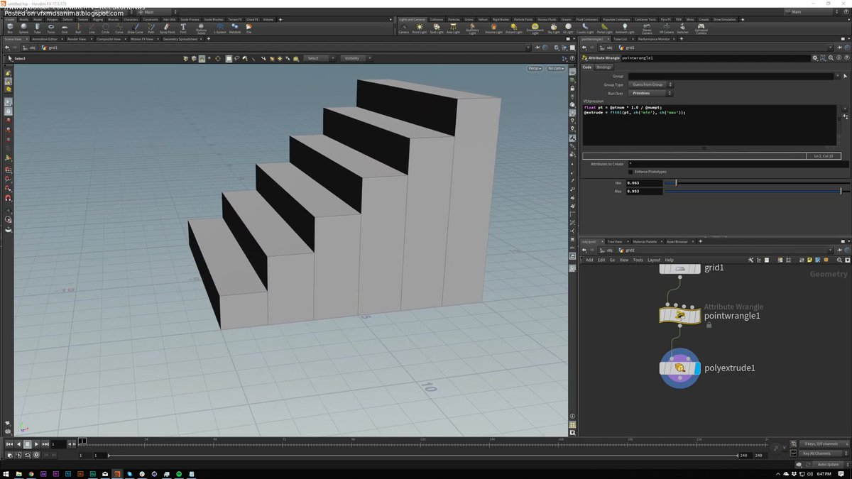MDSANIMA News Check this link https://t.co/3W8w7OvC4N Procedural Staircase - Ho... Video by AxisFX #vfx breakdowns #cgi animation #3d animated short film #neste #animation short films https://t.co/8Si3NPLUPL