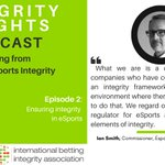 Image for the Tweet beginning: 🟢Integrity Insights podcast second episode