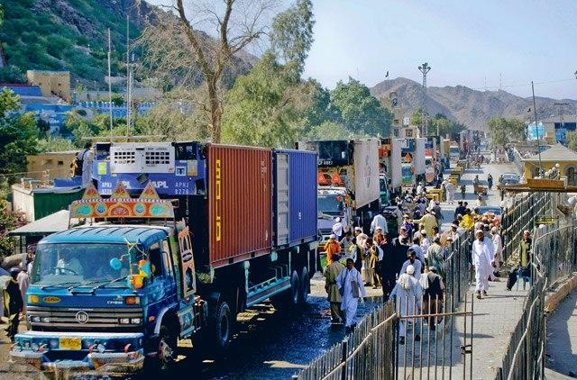 Afghan-Pakistan Customs Officials, Traders Meet At Torkham #Afghanistan Read more: reporterly.net/live/newsfeed/…
