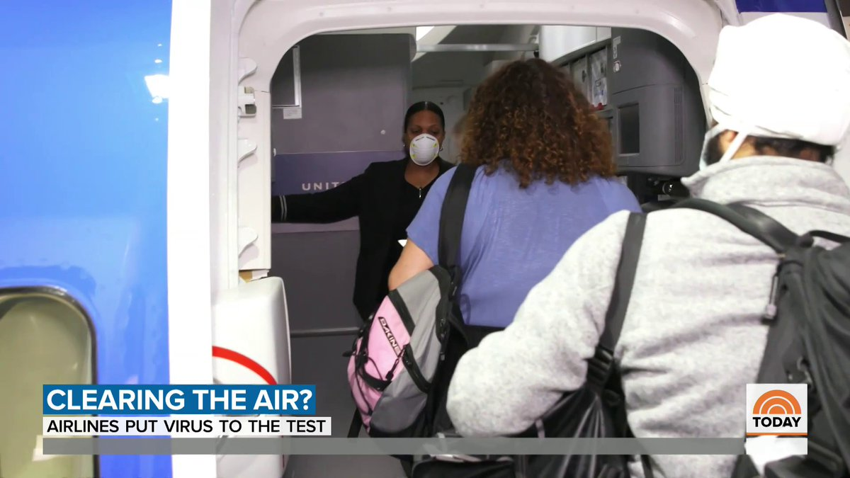 If you're still wondering whether it's safe to fly in the pandemic, new research suggests your risk of contracting #COVID19 on a plane may be very low. @tomcostellonbc has the details.