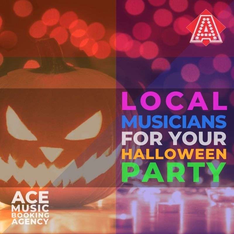 #Local #musicians to hire for your next #Halloween #event / #party  Browse musicians who can perform for your #online #virtual or #live #HalloweenParty: https://t.co/UTzDWJ0uui #ACEyourMusic https://t.co/AJxdK0hbdT