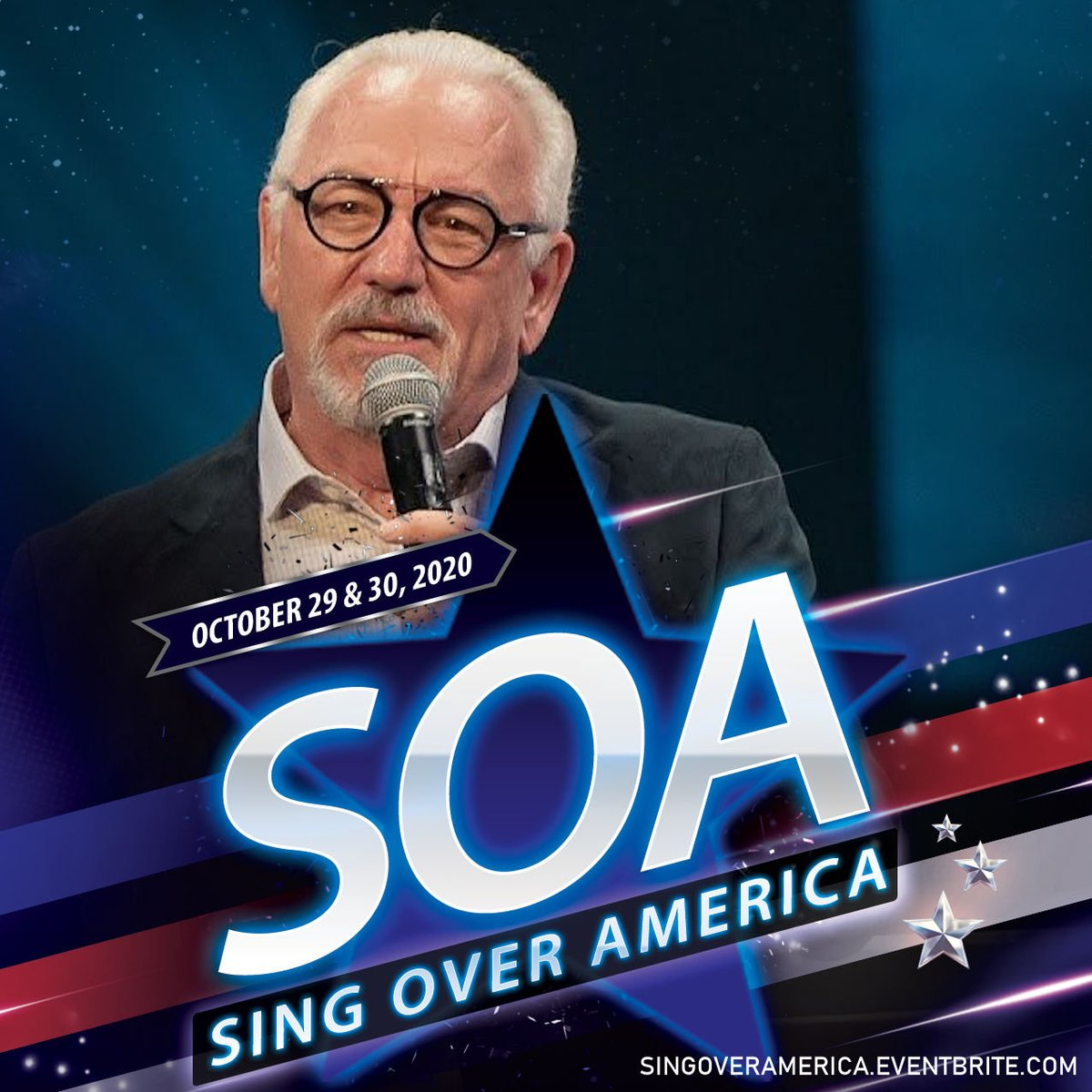7 days left to buy your #tickets! Join Don Moen, Paul Wilbur, Gateway Worship, Brandon Roberson and Terry MacAlmon for the national #worship #event in #Dallas, TX: Sing Over #America! https://t.co/ZduMJzscuB https://t.co/EFBPoIBiuD