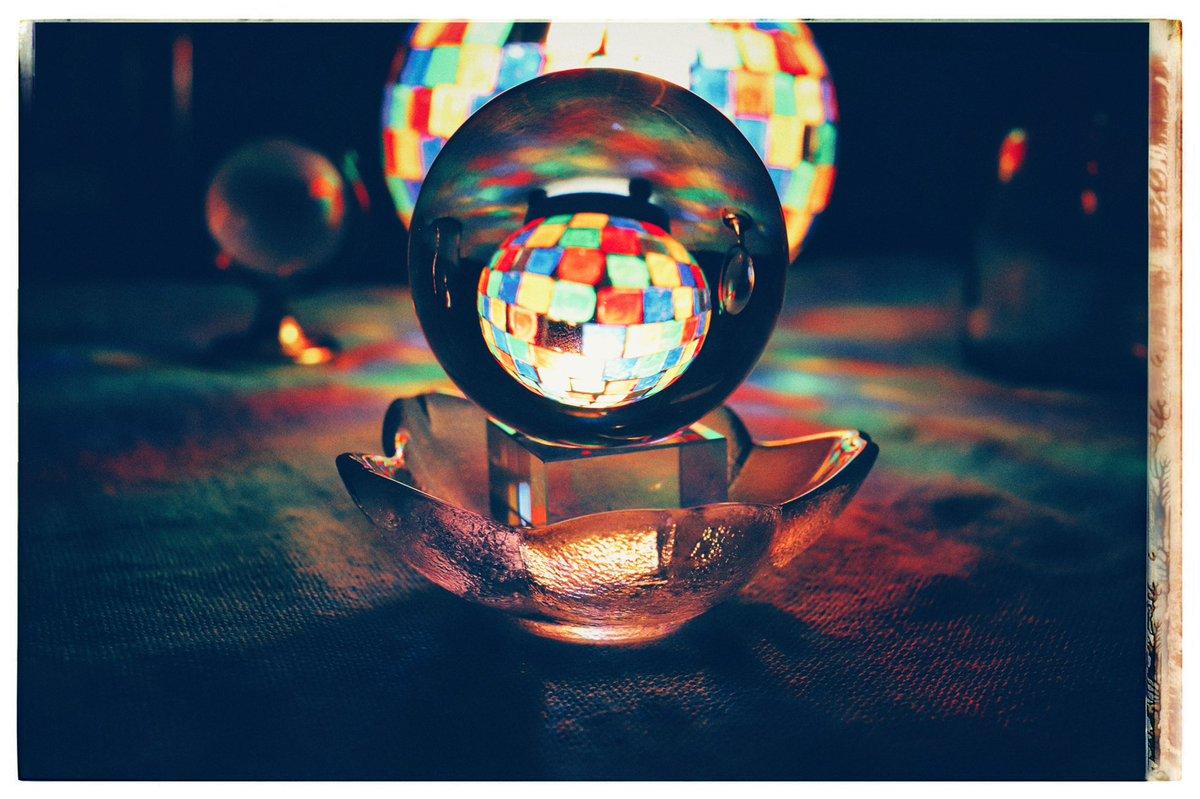 もひかんphotography. 『レンズボールの花』  雨を降らせるとこういう事を始める習性があります🥺  #レンズボール #キリトリセカイ #ファインダー越しの私の世界 https://t.co/d9i3ujOFdV
