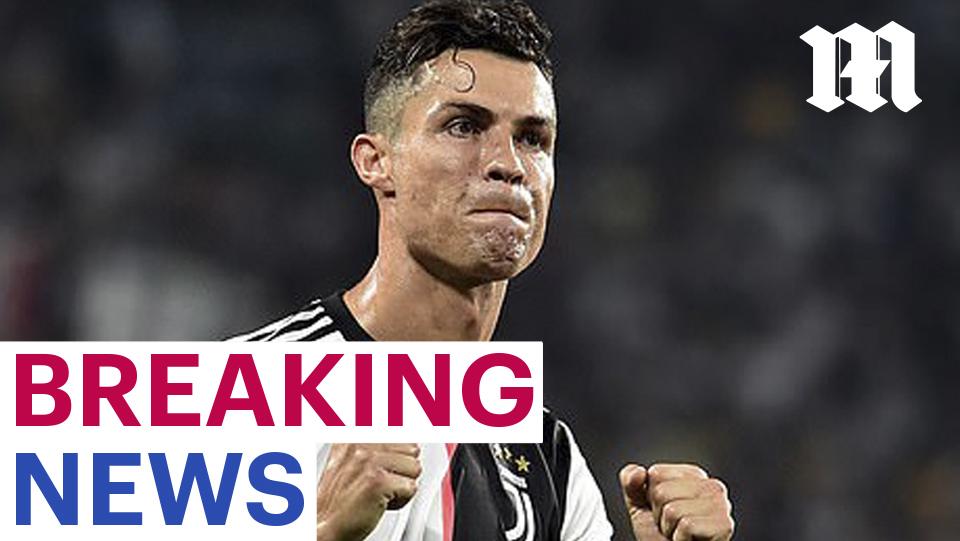 Cristiano Ronaldo tests positive for coronavirus AGAIN trib.al/gSVOsbN