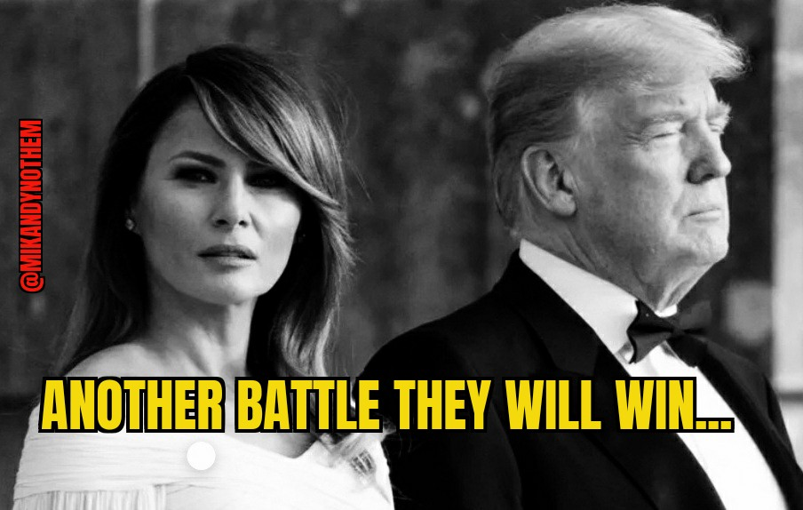 President Trump and First Lady Melania have had to overcome much to make America great again. Despite the odds, they just keep winning. This election is yet another battle and make no mistake, they will win. @realDonaldTrump @FLOTUS #MAGA #Trump2020 #Debate2020 #debates https://t.co/MJMwnkYb8P