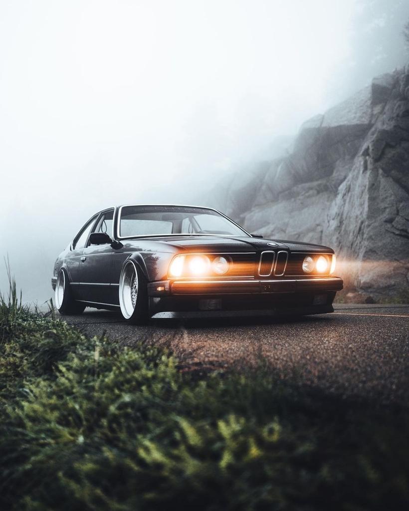 BMW 635csi E24, such a beauty #bugatti #ferrari #porsche @cars https://t.co/BMbOszyaXx