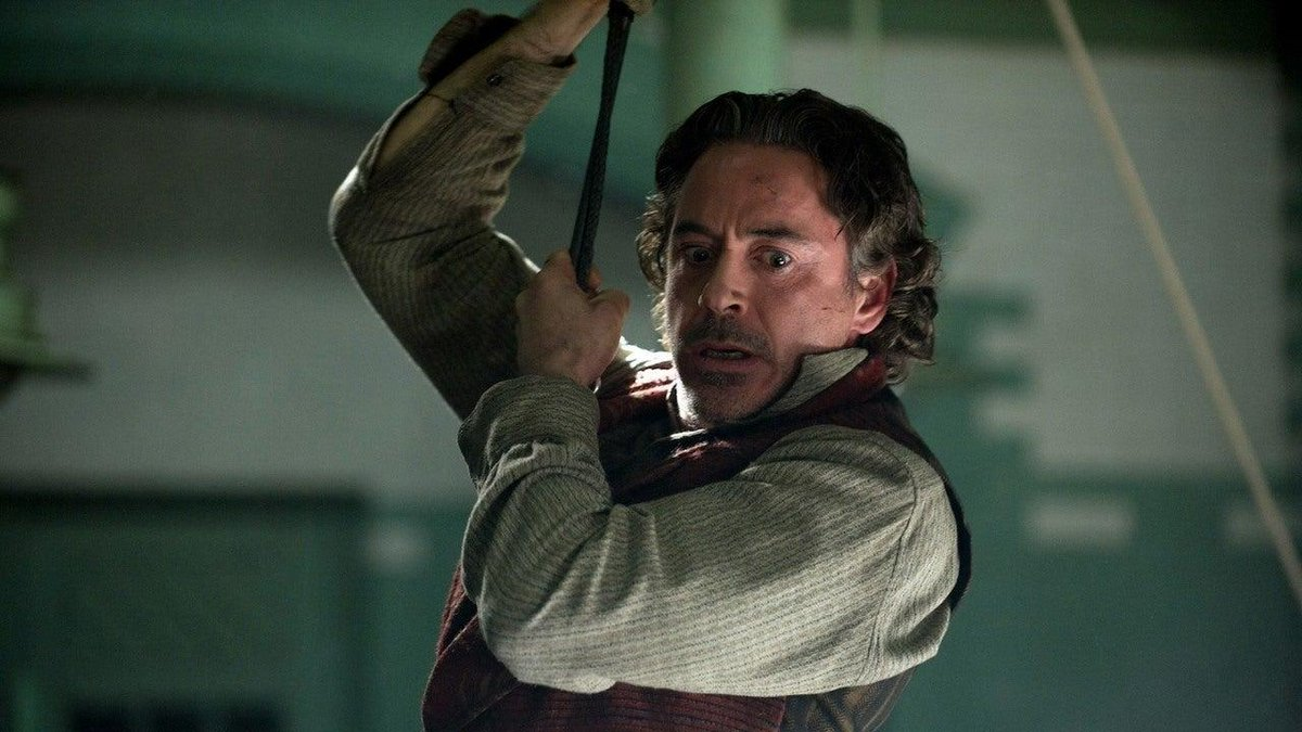 Sherlock Holmes 3 is 'on the backburner' due to the COVID-19 pandemic. bit.ly/3oottUX