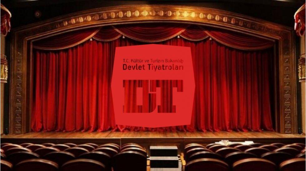 Devlet Tiyatrolarımızın sahnelerini, Kovid-19 salgını nedeniyle açılış yapamayan özel tiyatrolarımızın kullanımına sunuyoruz.   Tahsislere başvurular ozeltahsis@devtiyatro.gov.tr adresine yapılacak.  Detayları👉