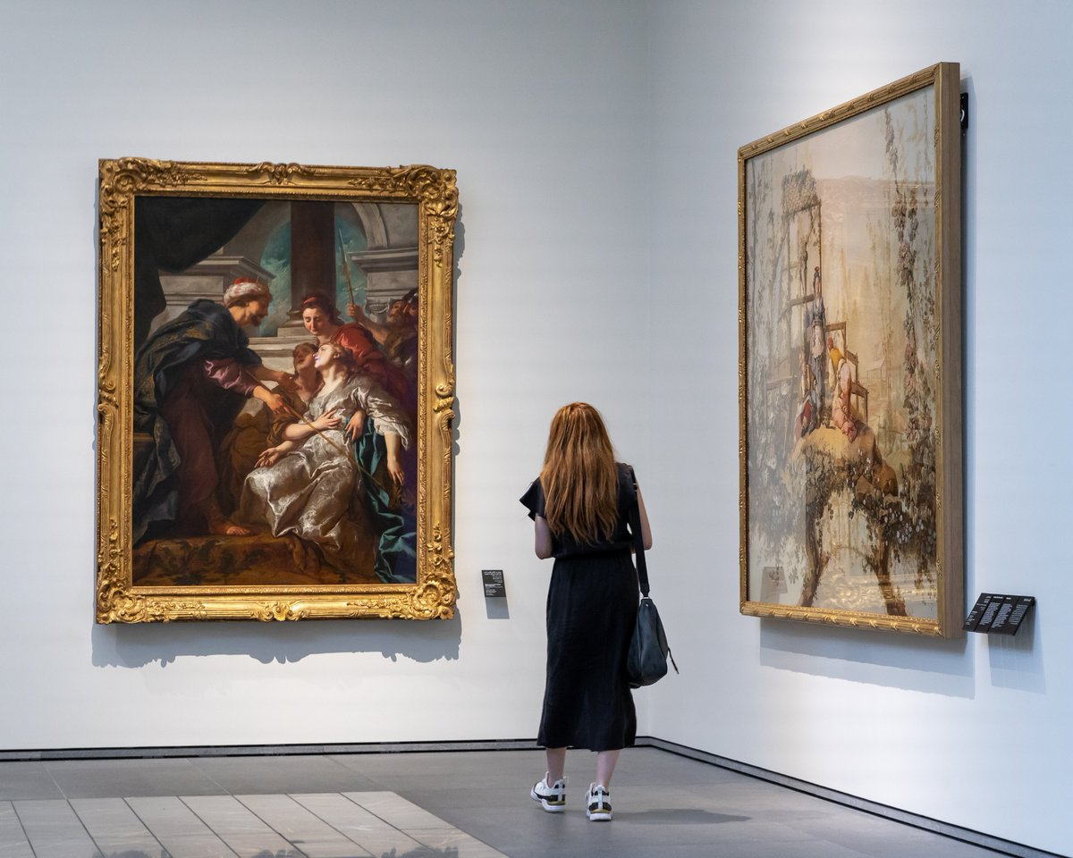 ✨With the history of humanity told in 12 chapters in the Museum Galleries, there is always something new to discover at Louvre Abu Dhabi. 🌎 What is your favourite period of history?  #LouvreAbuDhabi #MindfulMuseum #ArtUnites #MuseumFromHome #CulturAll https://t.co/Ti5OdF2QXG