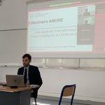 Image for the Tweet beginning: 🔭Thomas Leclerc #UBO #AMURE nous