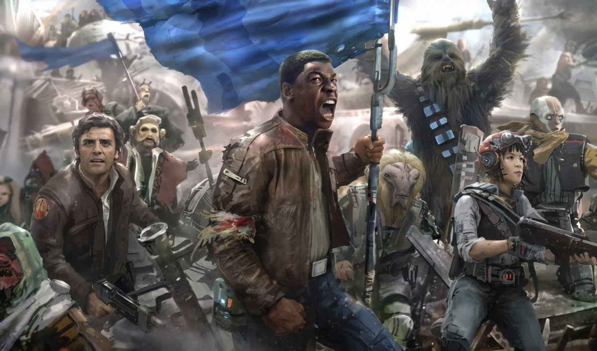 John Boyega would return as Finn for a 'Duel of the Fates' Star Wars TV series  'Colin Trevorrow was going to tell that story [of Finn's heroism]... That would have been dope, man, hands-down'  (via @YahooEnt | https://t.co/e3tKOB8FOt) https://t.co/3bV6hUpXgZ
