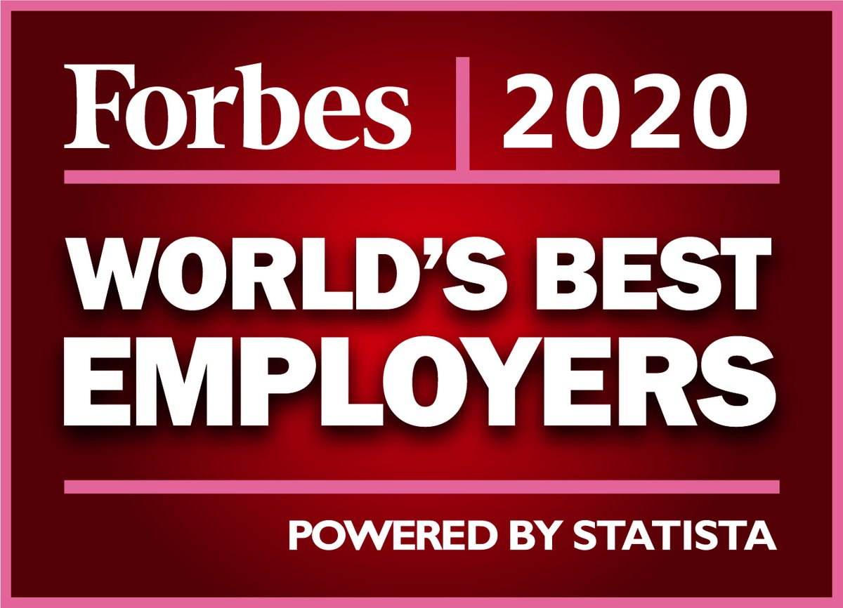 """""""Being named one of the world's best employers is indicative of the investment we've made in people and culture, positioning Avaya as a leader in innovation that is attracting & retaining the very best talent."""" - @Jim_Chirico, Avaya CEO. https://t.co/fDxqFJPA12 #AvayaLife #HRNews https://t.co/076rn8GzrN"""