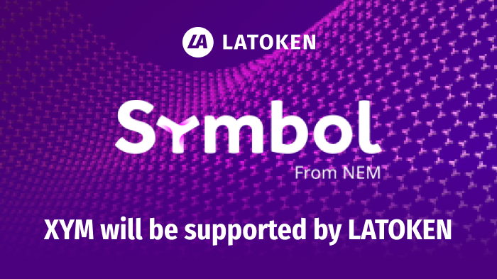 @latokens has announced that they will support #XYM and #Symbol Opt-in! Read more at their blog: https://t.co/8EytzncbQL Stay tuned for a #trading competition to follow. #Opt-in #NEM #XEM #LATOKEN # https://t.co/vhnaahpqhn