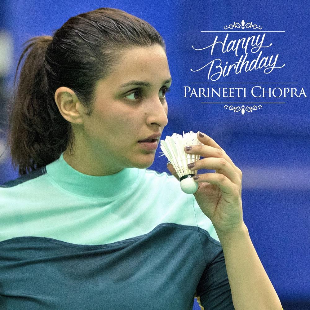#HappyBirthdayParineetiChopra From TN Fans ❤  #ParineetiChopra | @ParineetiChopra