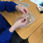 Image for the Tweet beginning: Today 6th Class explored materials