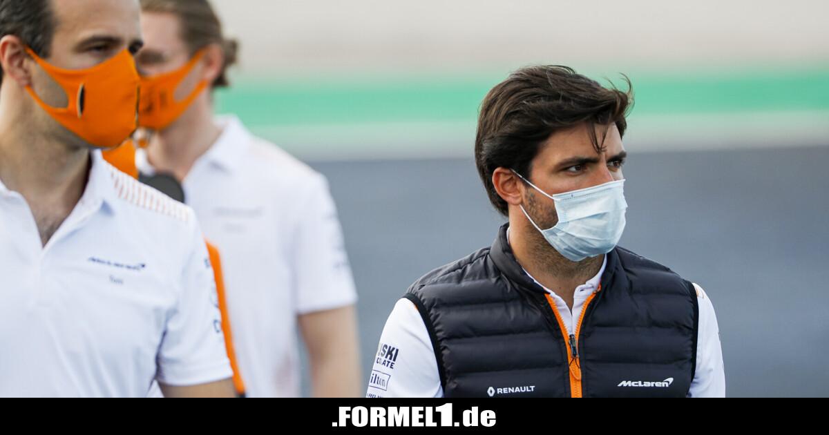 """#Sainz über Witze der #McLaren-Mechaniker: """"Wer zuletzt lacht ..."""" #F1 https://t.co/205VdP9ZaJ https://t.co/eqR5jf24bL"""
