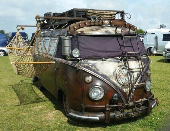 #Car 🚘 Awesome of the Day ⭐ ➡️ #Steampunk ⚙️ #Volkswagen Van #Microbus 🚌 Type 2 via @SteampunkRadio #SamaCars 🚗 ➡️ View More #SamaCollection 👉 https://t.co/Kugls40kPu
