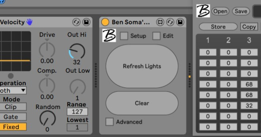 Quick Tip: Use #MIDI velocity in fixed mode with the Touch mode of the Colorizer Pro to finger paint in one color at a time! #abletonpush #push2 #novationlaunchpad #ableton #abletonlive #musicproducer #musicproduction #dj #musicstudio #vst #maxforlive https://t.co/SjcLmOsrI6