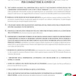 Image for the Tweet beginning: Le 10 proposte di @forza_italia
