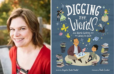 test Twitter Media - Welcome Angela Burke Kunkel to our Virtual Book Tour! Visit our blog to hear the author speak about her new children's book inspired by the life of José Alberto Gutiérrez, Digging for Words. Teaching resources are included! @angkunkel @randomhousekids https://t.co/eaM0edwSeX https://t.co/lHOk1nTfcM