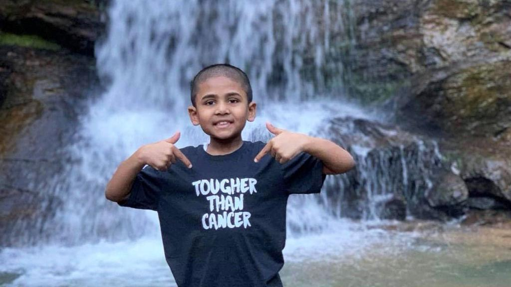 Meet a few of our cancer Survivor Heroes! Donate in store now through Nov. 30 to help more patients like these survivors, King, Jakob, and Channing. Learn more about their stories here- . 100% of customer donations benefit @LLSusa.