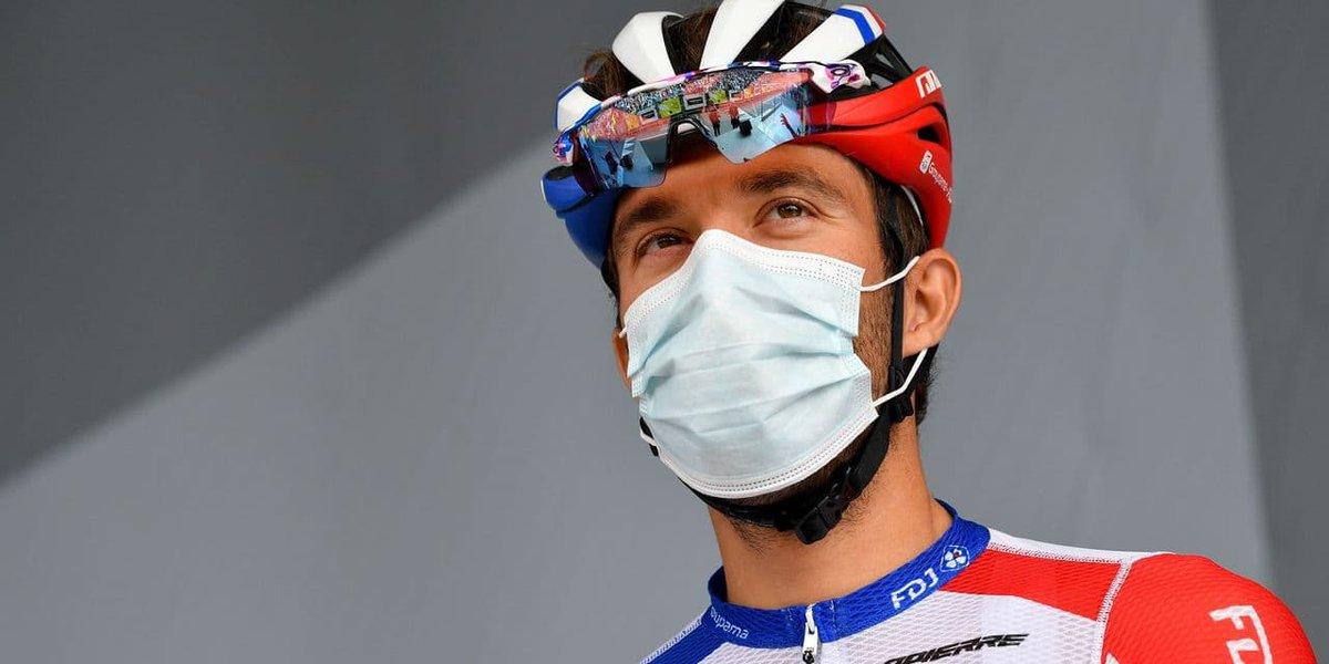 Thibaut Pinot, touché au dos, quitte la Vuelta et met fin à sa saison https://t.co/PxPuFFo3DW https://t.co/ZZCDc36NuN