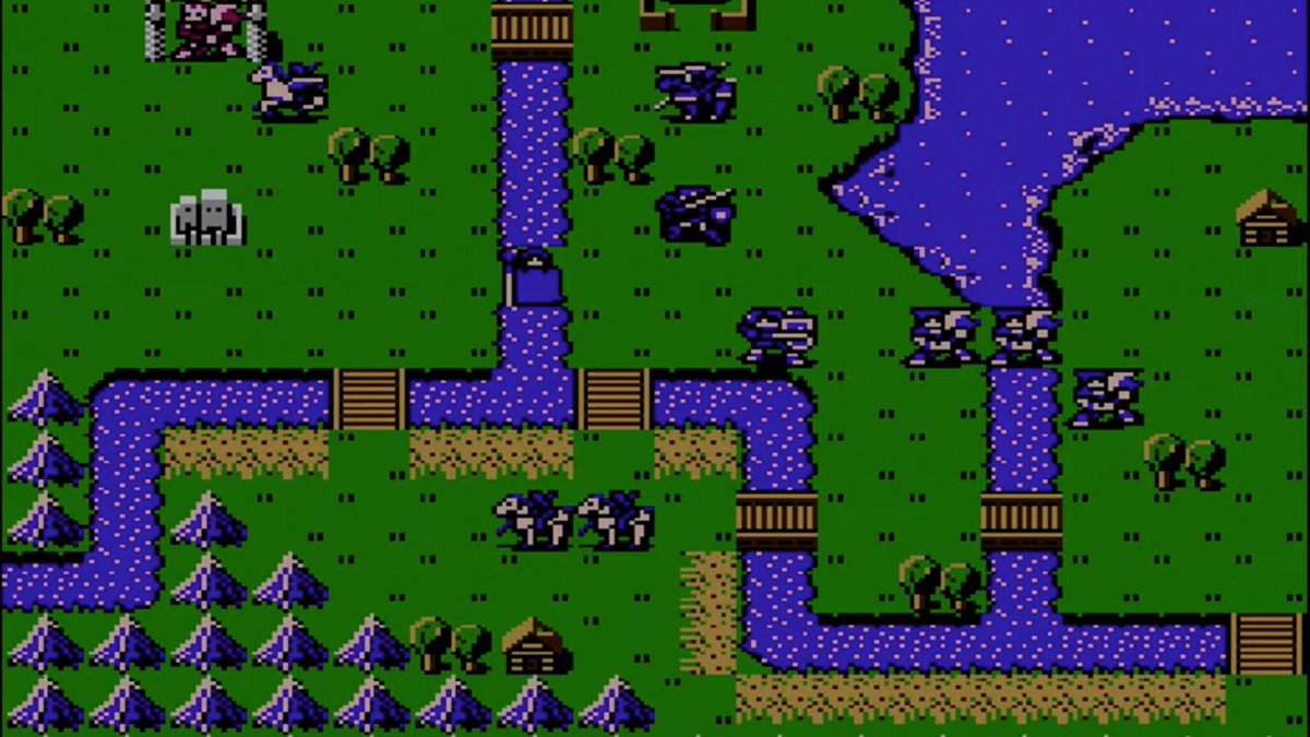 The first Fire Emblem game from 1990 is coming to Nintendo Switch in December. bit.ly/2Ho5jsR