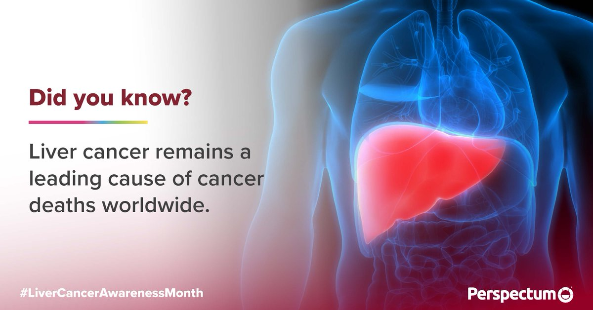 Did you know #liver #cancer remains a leading cause of cancer deaths worldwide? Find out more: https://t.co/NWUvXENxOQ  #LiverCancerAwarenessMonth #HCC https://t.co/R38jUUw9pG