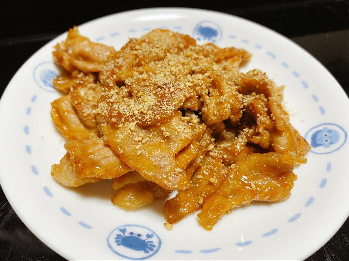 豚の味噌焼き オススメかんたんレシピ