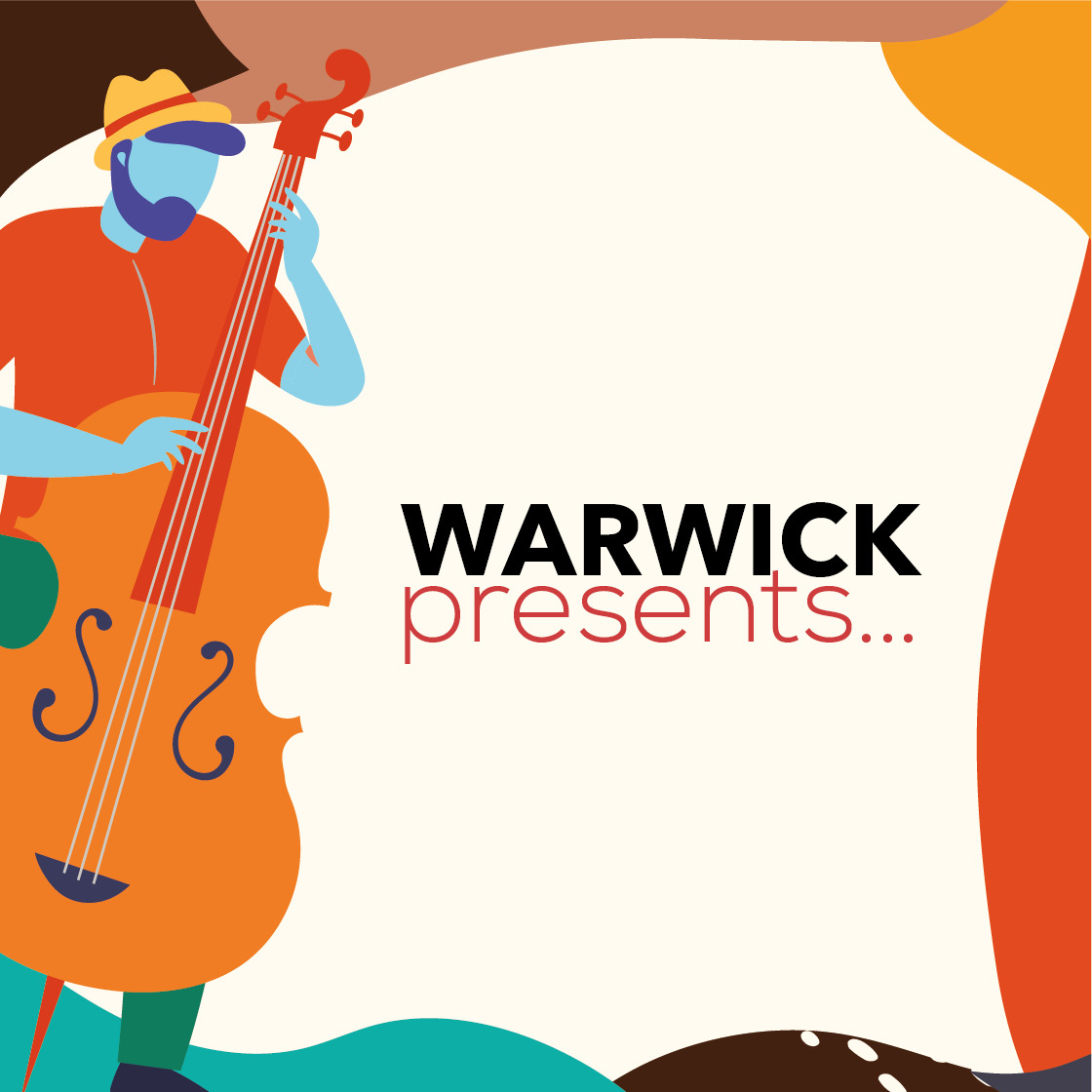 Did you know that we have lots of exciting events and activities happening on campus every week for Warwick students?   Check out the full Warwick Presents programme at https://t.co/Nt6rBqfwVS https://t.co/TYo6xmW7Bw