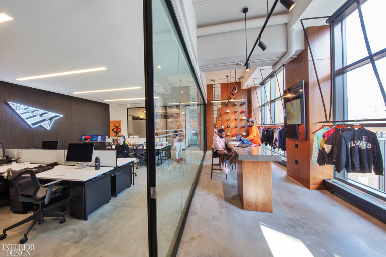 Looking for some design inspo? Check out @interiordesign to see Jay-Z's @RocNation's new Chelsea office design, and let us know if you peep the Herman Miller in the space while you're there. 👀 https://t.co/zFEfKdDePr https://t.co/m1tRiWTV9E
