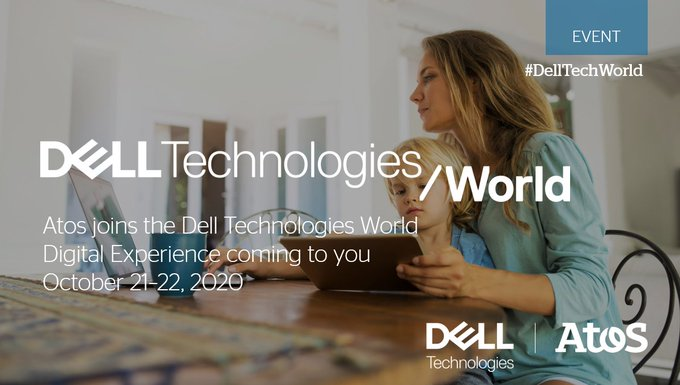 Today is the last day of #DellTechWorld. Don't miss the chance to connect with...